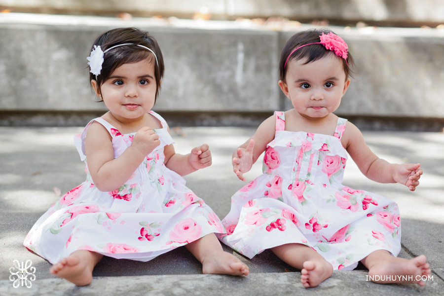 011-Twin-girls-firs-birthday-portrait-session-San-Jose ...