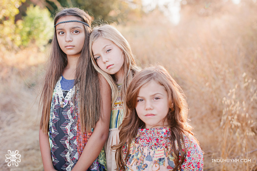 007bohemian summer chic kids fashion editorial indu huynh photography