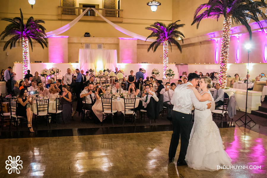050nr Corinthian Grand Ballroom San Jose Wedding Indu Huynh Photography